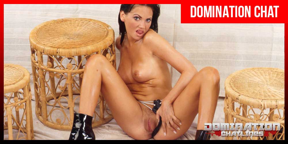 Domination Sex Chat